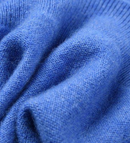 zhili -  Maglione  - Maniche lunghe  - Donna Blue