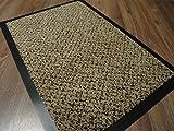 Quarz Beige Dekowe 60 x 40 cm Fußmatten/Sauberlauf Abtreter