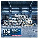 Bosch Professional Beheizbare Jacke GHJ 12+18V Unisex (ohne Akku, 12/18 Volt, Schwarz, Größe L, im Karton) - 2