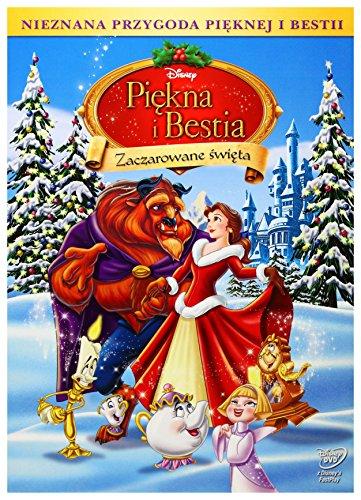 La Bella e la Bestia - Un magico Natale [DVD] [Region 2] (Audio italiano. Sottotitoli in italiano)