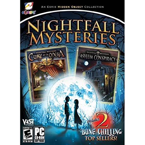 Nightfall Mysteries: Asylum Conspiracy & Curse of the Opera with