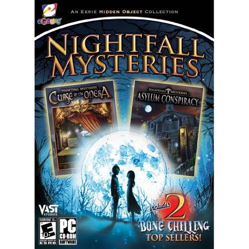 Nightfall Mysteries (Asylum Conspiracy / Curse of the Opera) Nightfall Pc