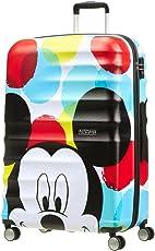 American Tourister Disney Wavebreaker Spinner Mickey + Minnie
