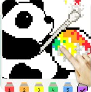 Coloring Pixel by Number