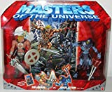 MASTERS OF THE UNIVERSE HE-MAN vs. SKELETOR Gift Set mit Comic-Beilage, Mattel 2002