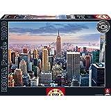 Educa 14811 - Midtown Manhattan, New York HDR - 1000 pieces - Genuine Puzzle