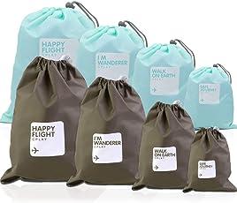 Beutel Organisatoren,Nakeey Reisen Beutel Wasserdicht Stausack Kordel Lagerung Taschen Beutel Aufbewahrungsbeutel Flachbeutel Packtasche Outdoor