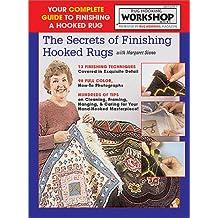 Secrets of Finishing Hooked Rugs