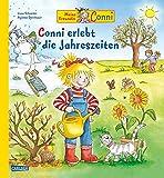 Conni-Bilderbücher: Conni erlebt die Jahreszeiten - Liane Schneider