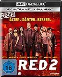 R.E.D. 2 - Noch Älter. Härter. Besser - Blu-ray 4K