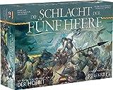 Heidelberger HE596 - Hobbit - Schlacht der Fünf Heere - Ein Strategiespiel für 2 Personen