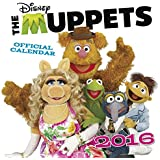 The Official the Muppets 2016 Square Calendar