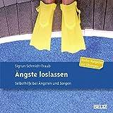 Ängste loslassen: Selbsthilfe bei Ängsten und Sorgen. Audio-Ratgeber mit Übungen. Gesprochen von Ulrike Hübschmann. 1 CD. Laufzeit 73 Minuten.