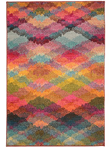 benuta Liguria Modern Rug Multicolour 160x235 cm (5ft3