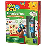 Best Educational Insights Card Games - Educational Insights Hot Dots Jr. Phonics Fun! Set Review