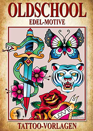 Oldschool Edel-Motive - Tattoo Vorlagen