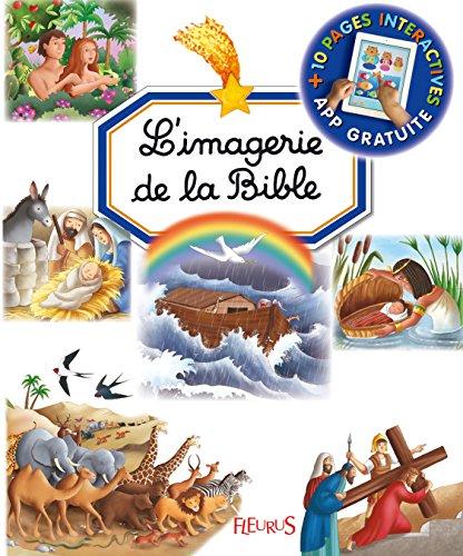 L'imagerie interactive de la Bible par Emilie Beaumont