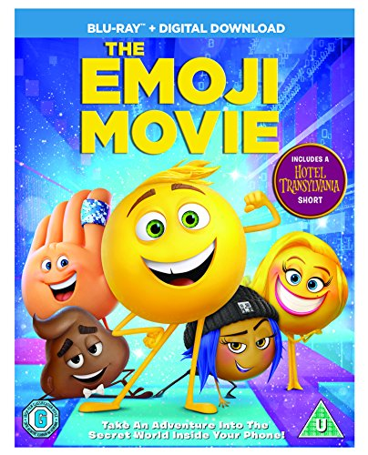 The Emoji Movie [Reino Unido] [Blu-ray]