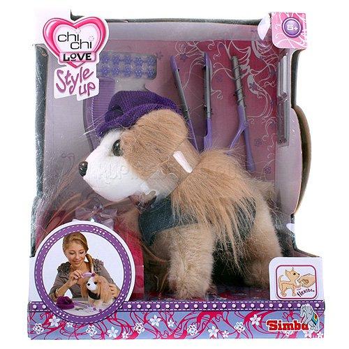 Simba Toys 105894137 Chi Chi Love Style Up - Perro de peluche
