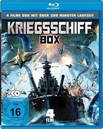 Kriegsschiff-Box [Blu-ray]