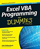 Excel VBA Programming for Dummies, 4th Edition