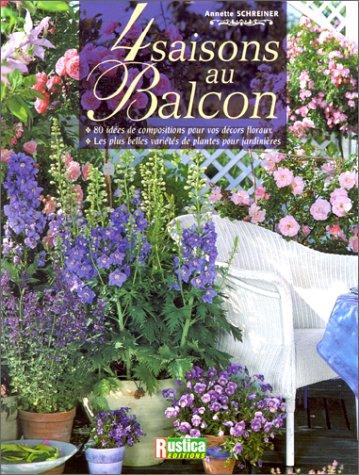 Quatre saisons au balcon