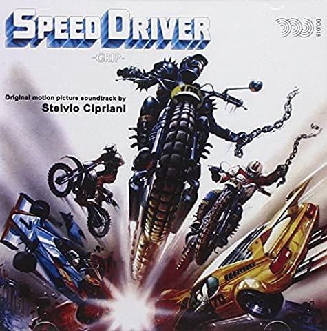 Speed Driver [Import USA]