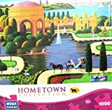 HOMETOWN COLLECTION Featuring the Art of Heronim Palace of Fine Arts 1000 Piece Puzzle