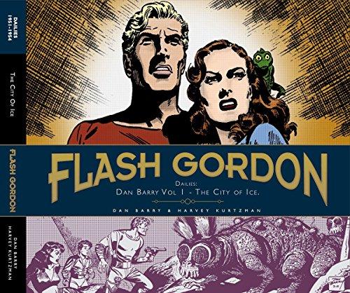 Flash Gordon Dailies: Dan Barry: Dan Barry - The City of Ice