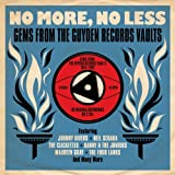 No More,No Less-Gems from the Guyden Records Vaults 1954-1962