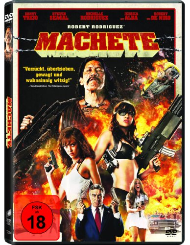 Machete (Uncut Version)