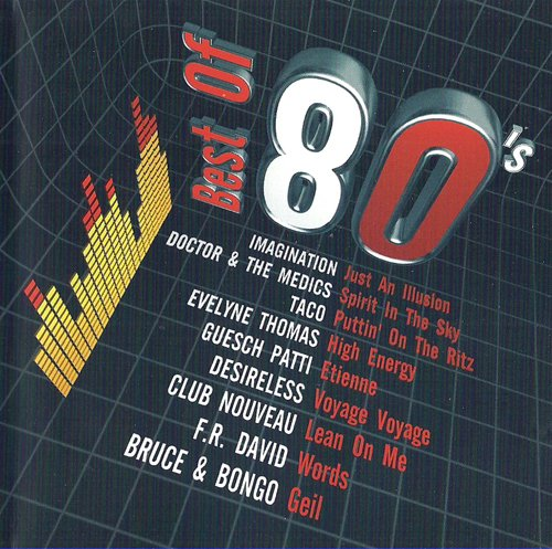 80s incl. Voyage Voyage (Compilation CD, 16 Tracks)