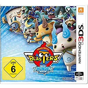 YOKAI-WATCH BLASTERS Weiße-Hunde-Brigade – [Nintendo 3DS]