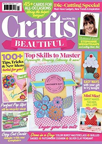crafts-beautiful-top-skills-to-master-english-edition
