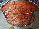 Köderfischreuse und Krebsfalle