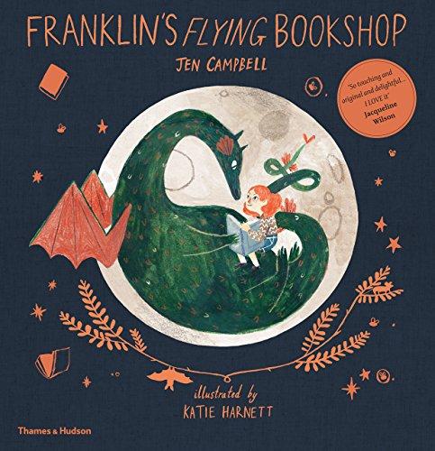 Franklin's Flying Bookshop par Jen Campbell