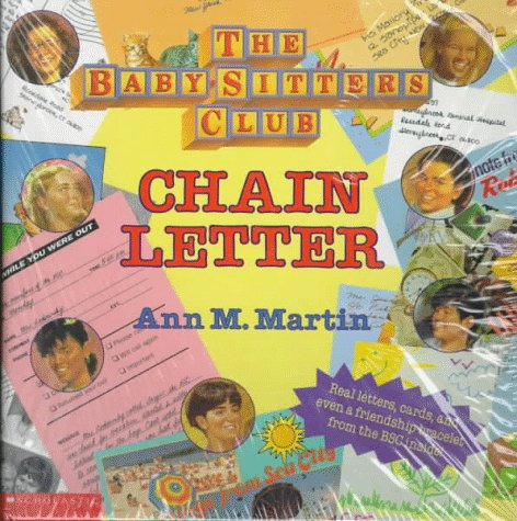 Chain Letter (Baby-sitters Club) (Scholastic Club Reading)