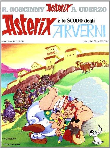 Asterix e lo scudo degli arverni (Astérix Italien)