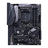 ASUS CROSSHAIR VI HERO 90MB0SC0-M0EAY0 AMD X370 S AM4 DDR4 SATA3 ATX Motherboard - Black