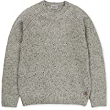 Carhartt Strick Anglistic Sweater (X-Large, Grey Heather)