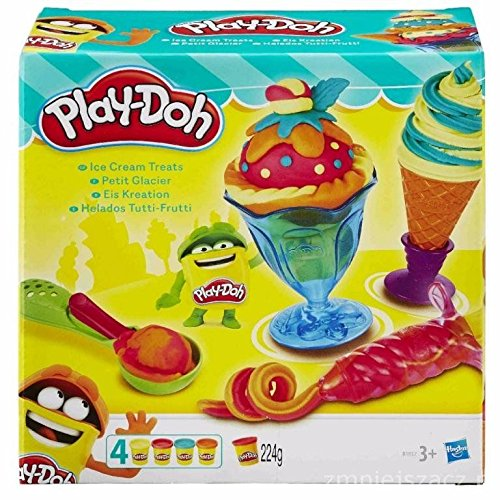 Play-Doh 5010993336500 EIS behandelt Teig,