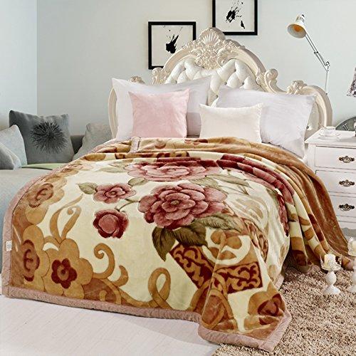 BDUK Die Decke ist dicke warme Decke Raschel Abdeckung und dann Mittagsschlaf Mittagspause Decke