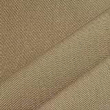 Stoff Baumwolle Köper sand beige fest robust stabil Jeans