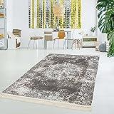 carpet city Druck-Teppich Flachflor
