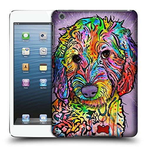 Offizielle Dean Russo Süsses Poodle Hunde 3 Ruckseite Hülle für Apple iPad mini 1 / 2 / - Mini Ipad Cellular 128 2 Gb