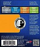 Elixir 12002 Muta Composta da 6 Corde per Chitarra Elettrica, Super Light, Rivestimento Nanoweb by W.L.Gore & Associates