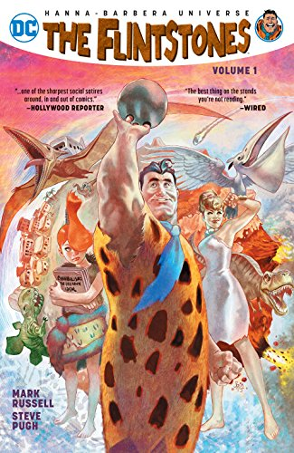 The Flintstones (2016-) Vol. 1 (The Flintstones (2016-2017)) (English Edition) -