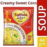 #8: Saffola Active Soup, Creamy Sweet Corn, 44g