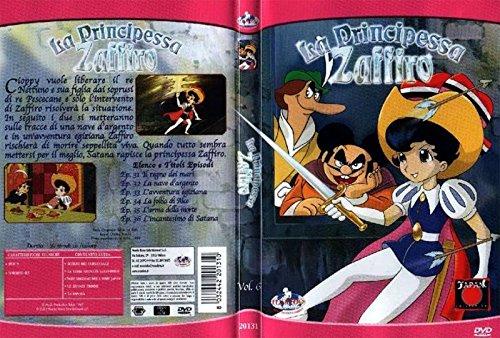 LA PRINCIPESSA ZAFFIRO VOL.6 - DVD -