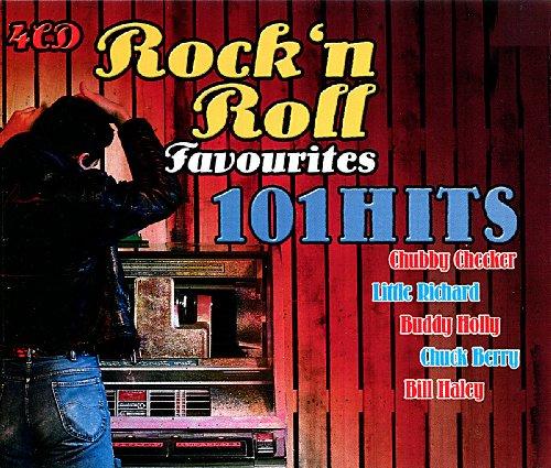 Preisvergleich Produktbild Rock'n'Roll Favourites (4 CDs)